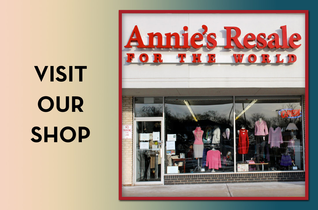 Visit Annie's Resale for the World